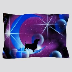 Dachshund Dreams Pillow Case